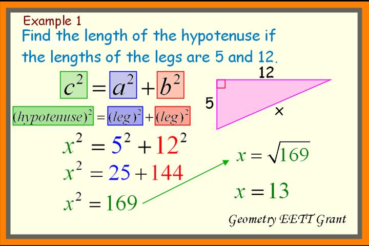 Quick facts about pythagoras and his theorem u0026quot;pythagorean ...