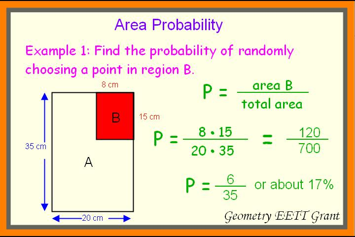 5.13.3 Geometric Probability and Changing Dimensions